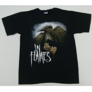 IN FLAMES Winter 2012 Tour, Tシャツ