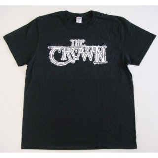 THE CROWN White Logo, Tシャツ