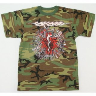 CARCASS Medical Snakes/ Tools, Tシャツ