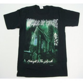 CRADLE OF FILTH Midnight Labyrinth, Tシャツ