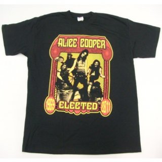 ALICE COOPER Elected Band, Tシャツ