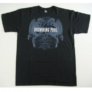 DROWNING POOL Turn So Cold, Tシャツ