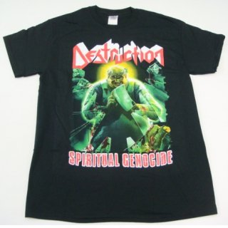 DESTRUCTION Spiritual Genocide, Tシャツ