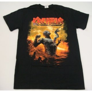 KREATOR Flood to the Fire 2014 TD, Tシャツ