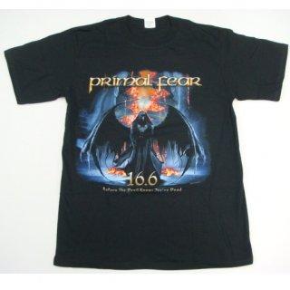 PRIMAL FEAR 16.6 Album Cover-2010 TD, Tシャツ