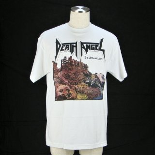 DEATH ANGEL The Ultra-Violence/White, Tシャツ