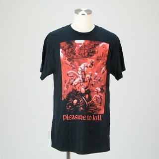 KREATOR Pleasure To Kill Blk, Tシャツ