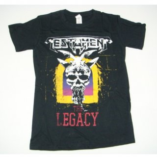TESTAMENT Legacy New, Tシャツ