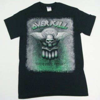 OVERKILL White Devil 2014, Tシャツ