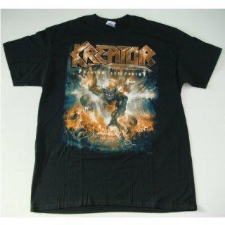 KREATOR Phantom Antichrist - 2014 TD, Tシャツ