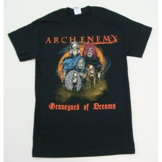 ARCH ENEMY Graveyard Of Dreams, Tシャツ