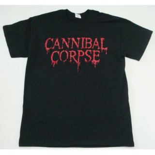 CANNIBAL CORPSE Logo 2012 TD, Tシャツ