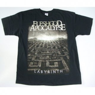 FLESHGOD APOCALYPSE Labyrinth Cover 2013, Tシャツ<img class='new_mark_img2' src='//img.shop-pro.jp/img/new/icons20.gif' style='border:none;display:inline;margin:0px;padding:0px;width:auto;' />