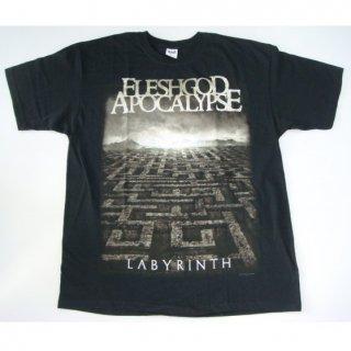 FLESHGOD APOCALYPSE Labyrinth Cover 2013, Tシャツ