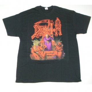 DEATH Scream Bloody Gore N/B, Tシャツ