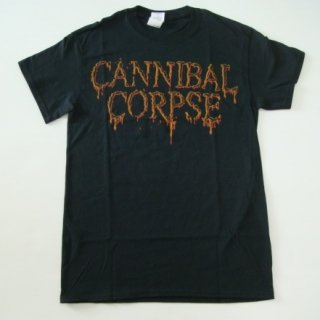 CANNIBAL CORPSE Logo Dark, Tシャツ