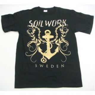 SOILWORK The Living Infinite Anchor, Tシャツ