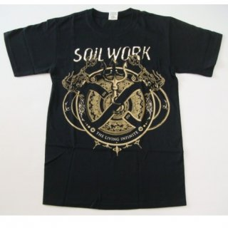 SOILWORK The Living Infinite TD, Tシャツ