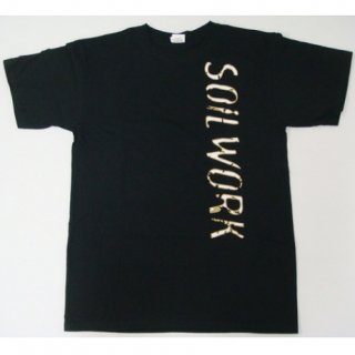 SOILWORK Logo Chest Tlib, Tシャツ
