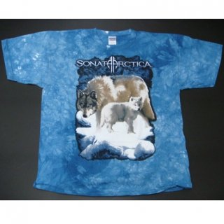SONATA ARCTICA Wolf TieDye, Tシャツ