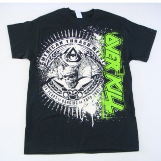 OVERKILL Banging on Your Skull, Tシャツ
