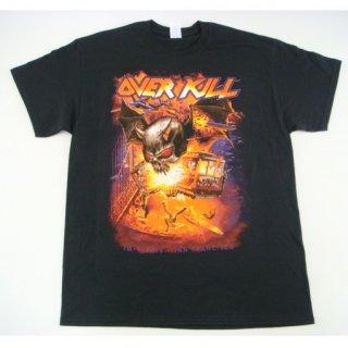 OVERKILL 10-5-15 San Francisco, Tシャツ