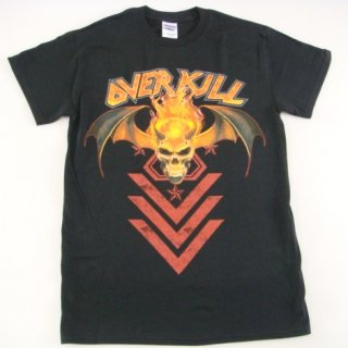 OVERKILL Sep-21st Chicago, Tシャツ