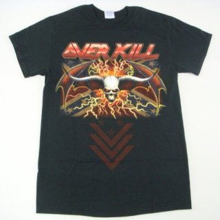 OVERKILL 09-16-14 Houston, Tシャツ
