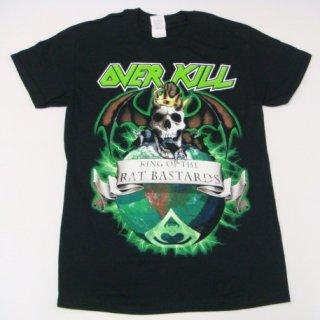 OVERKILL Rat, Tシャツ
