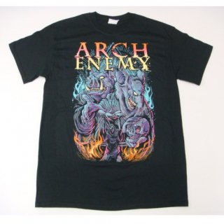 ARCH ENEMY Pig And Rat Tour 2015, Tシャツ