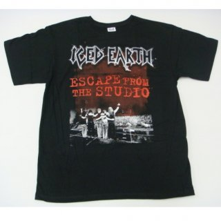 ICED EARTH Escape From The Studio, Tシャツ