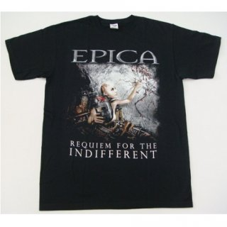 EPICA Rquiem For Indffrnt, Tシャツ