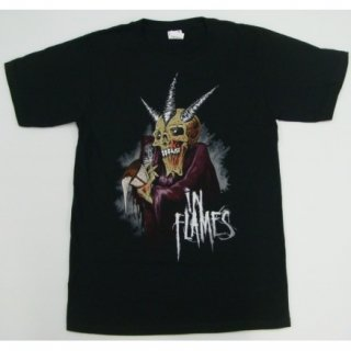 IN FLAMES Time Keeper, Tシャツ