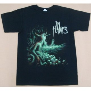 IN FLAMES Demon-2011 Dates, Tシャツ