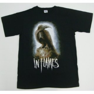 IN FLAMES Deliver Me-2011 Tour, Tシャツ
