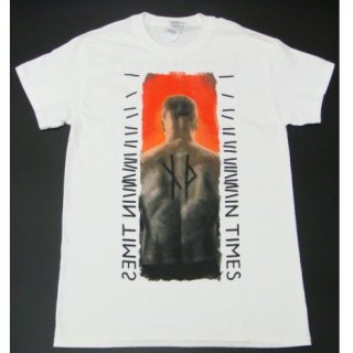 ENSLAVED In Time White, Tシャツ
