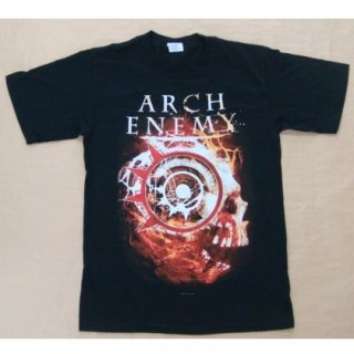 ARCH ENEMY Skull Logo Troae, Tシャツ