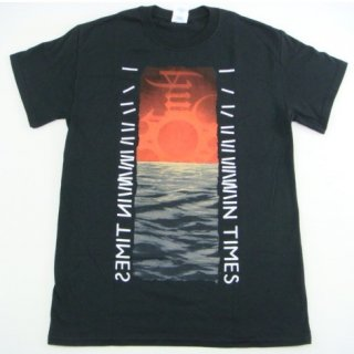 ENSLAVED In Time Black, Tシャツ
