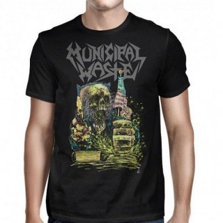 MUNICIPAL WASTE Judgement Mw, Tシャツ