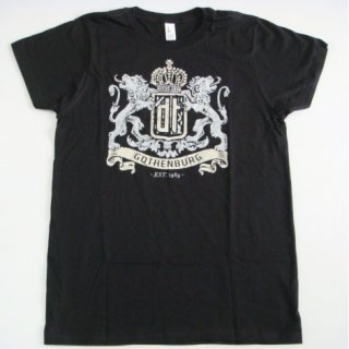 DARK TRANQUILLITY Crest World Tour, レディースTシャツ