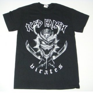 ICED EARTH Meat Metal, Tシャツ