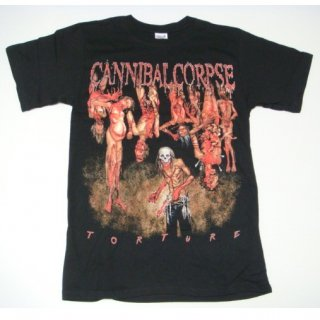 CANNIBAL CORPSE Torture TD, Tシャツ