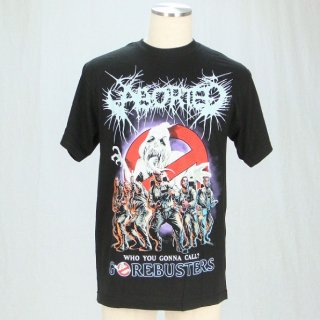 ABORTED Gorebusters, Tシャツ