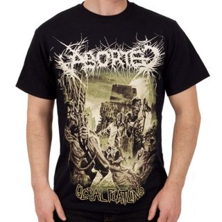 ABORTED Global Flatline, Tシャツ