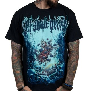 ALL SHALL PERISH Deep Sea, Tシャツ