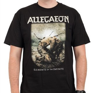 ALLEGAEON Elements of the Infinite, Tシャツ