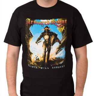 ARMORED SAINT Saints Will Conquer, Tシャツ