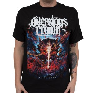 AVERSIONS CROWN Xenocide, Tシャツ