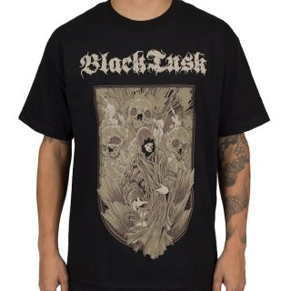 BLACK TUSK Old Man Time, Tシャツ