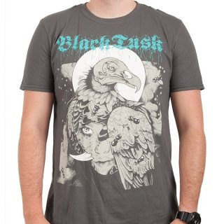 BLACK TUSK Vulture Eyes, Tシャツ